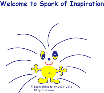 Welcome to Spark of Inspiration Home of Self Development Resources, Educational Toys and Great